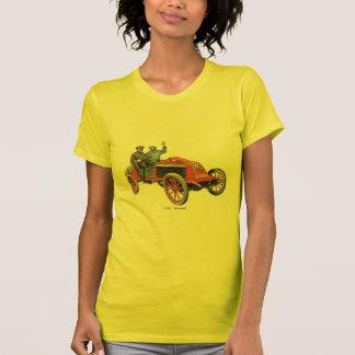 Voiture 1902 de course de Renault T-shirt