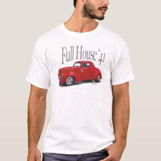 Voiture 1941 d'entrave de coupé de Willys T-shirt