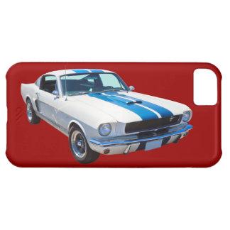 Voiture 1965 de muscle de mustang du GT Coque iPhone 5C