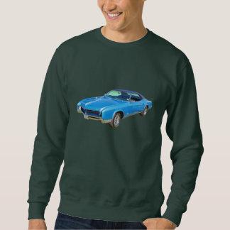 Voiture 1967 de muscle de Buick Riviera Sweatshirt
