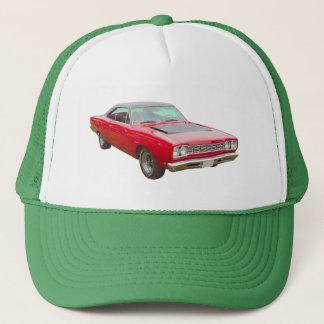 Voiture 1968 de muscle de Roadrunner de Plymouth Casquette