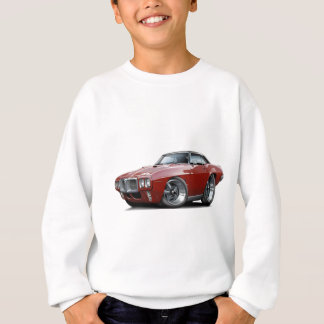 Voiture 1969 supérieure Marron-Noire de Firebird Sweatshirt