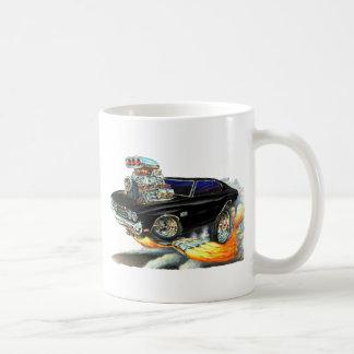 Voiture 1970 noire de Chevelle Mug