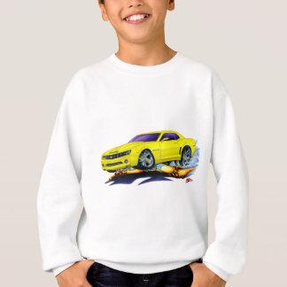 Voiture 2010 jaune de Camaro Sweatshirt