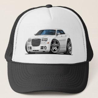 Voiture de blanc de Chrysler 300 Casquette