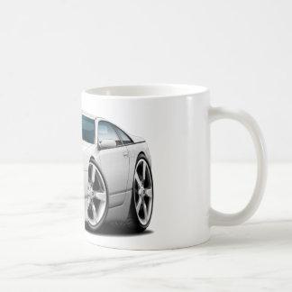 Voiture de blanc de Nissan 300ZX Mug