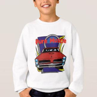 Voiture de muscle de 1966 GTO Sweatshirt