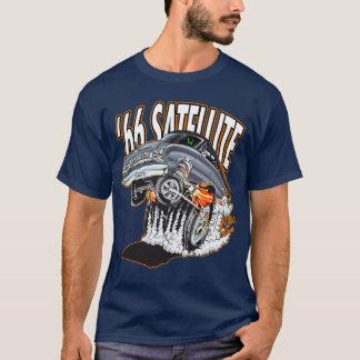Voiture de muscle de 1966 satellites t-shirt