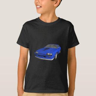voiture de sport de Camaro des années 80 : modèle T-shirt