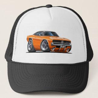 Voiture d'orange de chargeur de Dodge Casquette