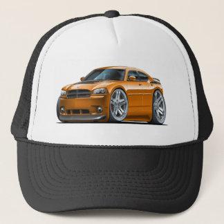 Voiture d'orange de Daytona de chargeur de Dodge Casquette