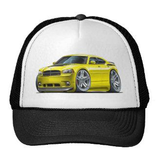 Voiture jaune de Daytona de chargeur de Dodge Casquette De Camionneur
