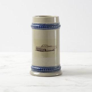 Voiture vintage : Cadillac Eldorado Mug À Café