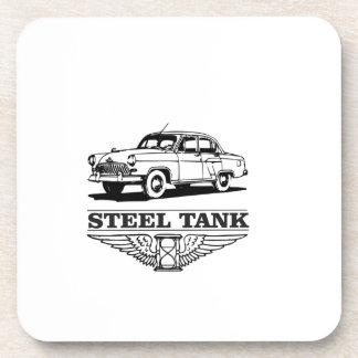 voitures de réservoir en acier sous-bocks