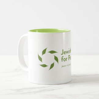 Voix juive pour la tasse de paix