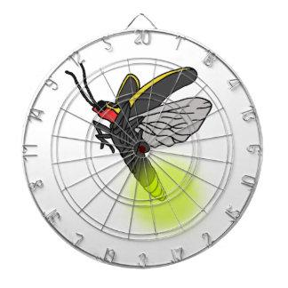 vol 2 d'insecte de foudre allumé jeux de fléchettes