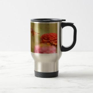 Vol de colibri mug de voyage