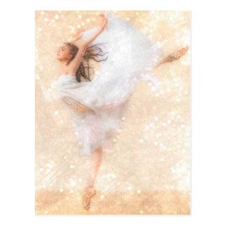 Vol de danse carte postale