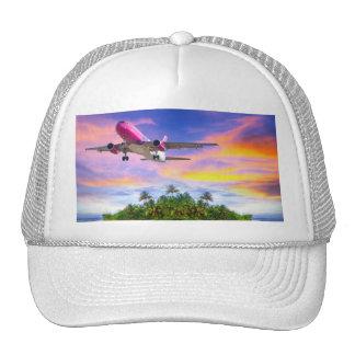 vol hawaïen casquettes