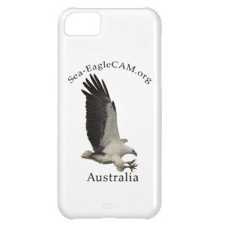 Vol Mer-Eagle adulte je téléphone le cas Coque iPhone 5C