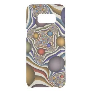Volant, art coloré, moderne, abstrait de fractale coque get uncommon samsung galaxy s8