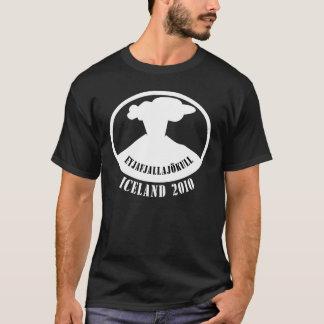 Volcan 2010 de l'Islande T-shirt