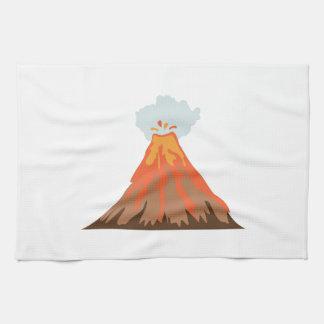 Volcan Serviettes Pour Les Mains