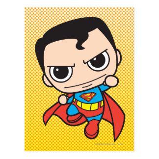 Voler de Chibi Superman Carte Postale