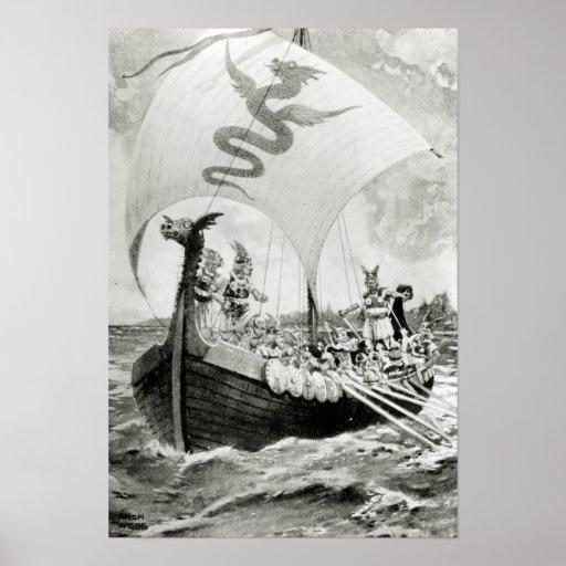 Voleurs de Viking Posters