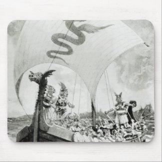 Voleurs de Viking Tapis De Souris