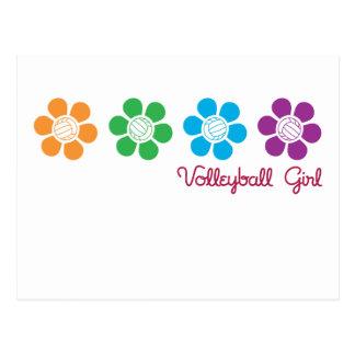 Volleyball de Bayflower Carte Postale