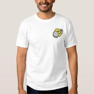 Volleyball T-shirt Brodé