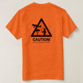 Vols de basse altitude (arrières) t-shirt