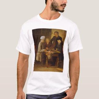 Voltaire aux échecs t-shirt
