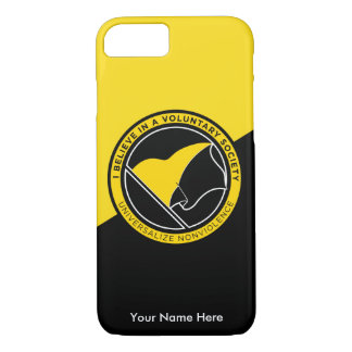 Voluntaryist Coque iPhone 7