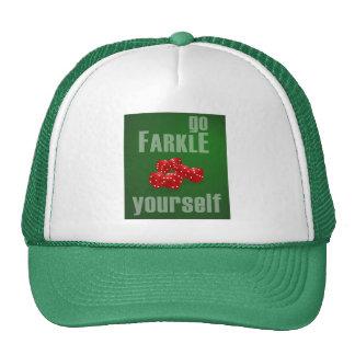 Vont Farkle vous-même Casquettes De Camionneur