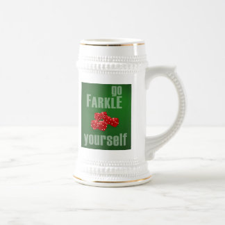 Vont Farkle vous-même Chope À Bière