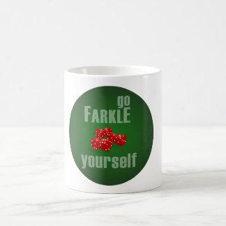 Vont Farkle vous-même Mug