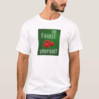 Vont Farkle vous-même T-shirt