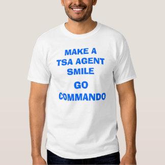 VONT LE COMMANDO T-SHIRT