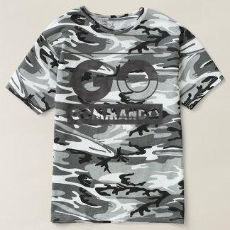 """""""Vont le commando """" T-shirts"""