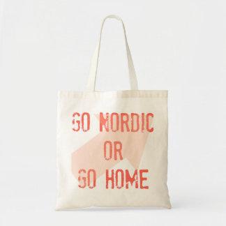 Vont le Nordic ou rentrent à la maison sac