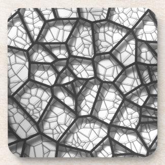 Voronoi géométrique abstrait bas p de concept de sous-bocks