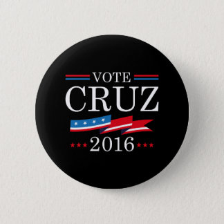 Vote Cruz 2016 Badge