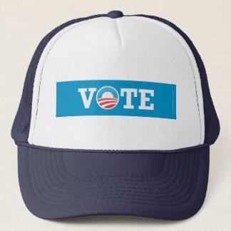 VOTE de casquette de Pro-Obama