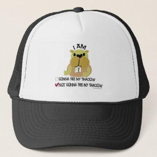 Vote de jour de Groundhog aucune ombre Casquette