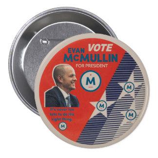 Vote Evan McMullin 2016 Badge