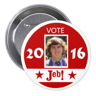 Vote Jeb 2016 Badges