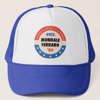 Vote Mondale/Ferraro '84 Casquette