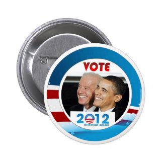 Vote Obama/Biden 2012 Badge